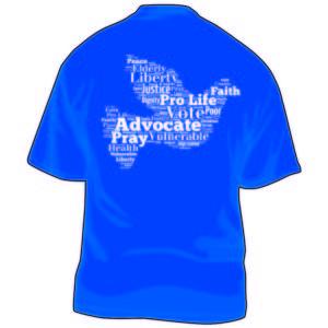 faith in action shirt back