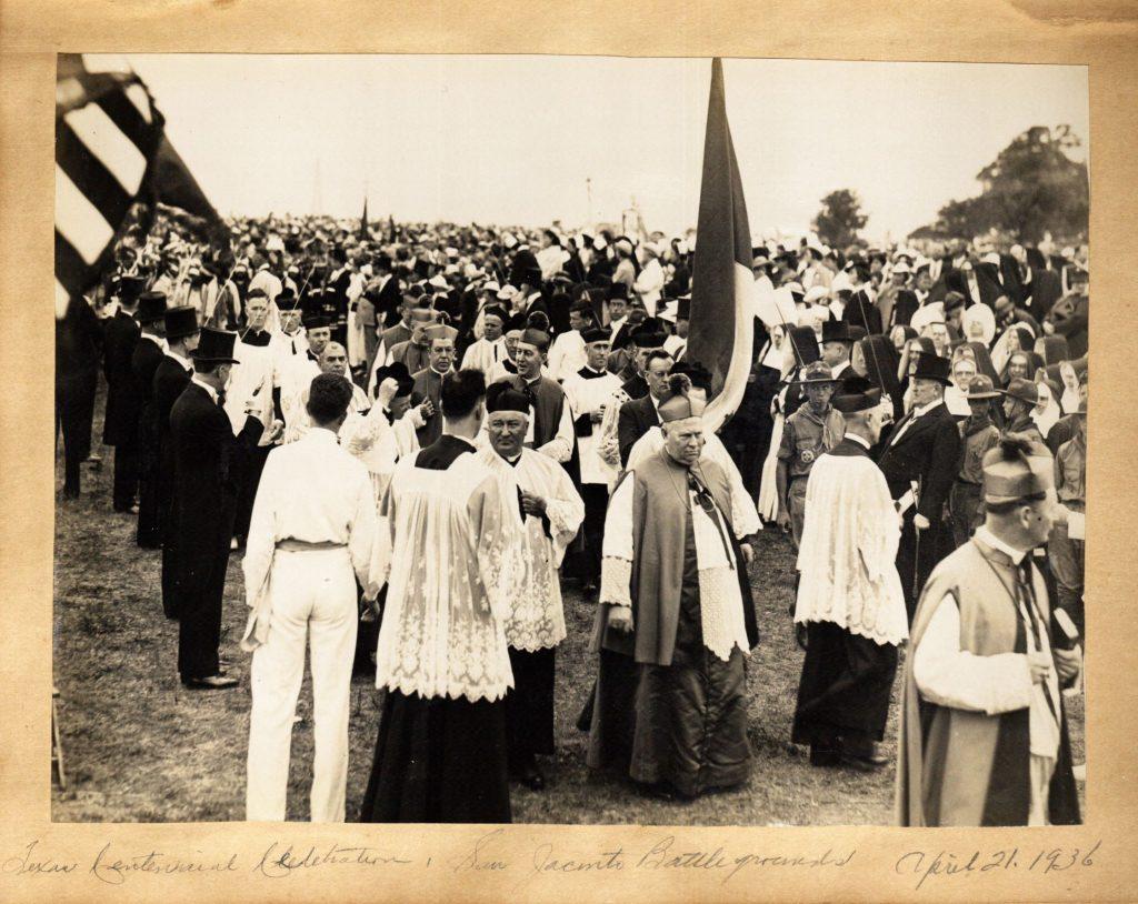 Texas Centennial Celebration