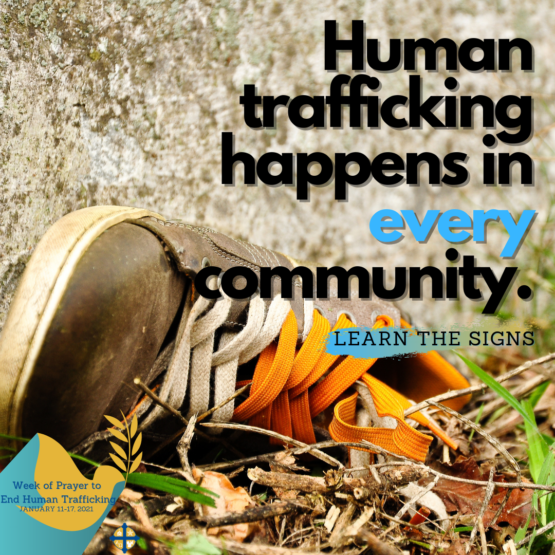 Facebook/Instagram/Twitter: Human trafficking happens in every community. Learn about 10 ways you can help #EndHumanTrafficking: https://www.acf.hhs.gov/otip/about/ways-endtrafficking. #TexasPraystoEndHT